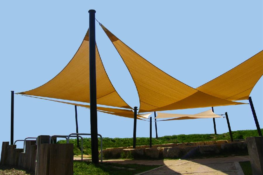 Vele solare - panza vela pentru terase