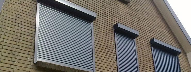 Rulouri exterioare pentru ferestre si balcoane