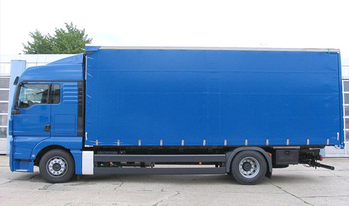 Prelate pentru camioane