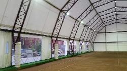 acoperire teren de tenis bucuresti