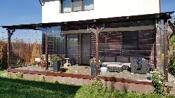 Inchidere terase cu folie transparenta