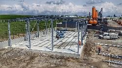 depozite pe structura metaliza